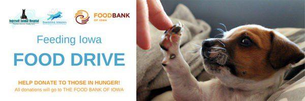 Feeding Iowa Food Drive. Help Donate to those in Hunger